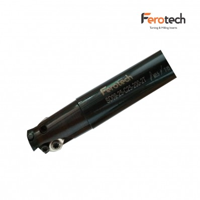 Ferotech High Feed Dia.25mm For SDMT09T3  SD09-25-C25-200-2T