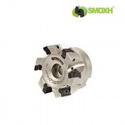 Smoxh Face Mill Dia.50mm For LNGX1205  TK90 LN12 D50 A22 Z04
