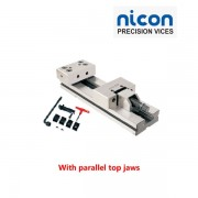 NICON MODULAR VICE 325MM OPEN (With Parallel Top Jaws)