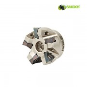 Smoxh Face Mill Dia.80mm For XNEX0806  TK90° XNEX08 D80 A27 Z07-H