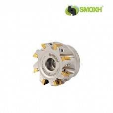Smoxh Face Mill Dia.80mm For XOMX1806  TK90 XO18 D80 A27 Z07-H